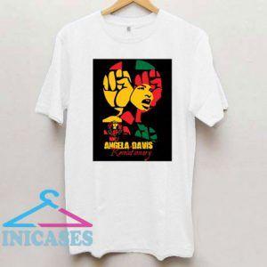 Angela Davis Revolutionary T Shirt