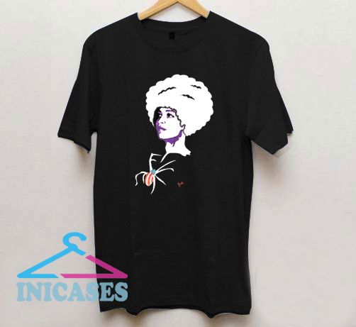 Angela Davis Spider T Shirt