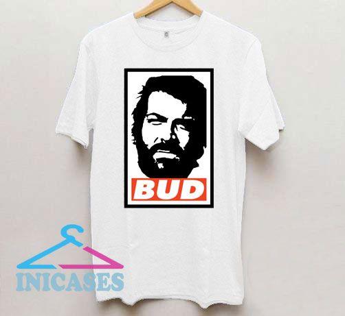 BUD Obey Logo T Shirt