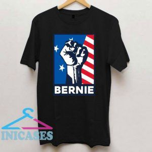 Bernie Sanders Arrested Civil Rights Protest T Shirt