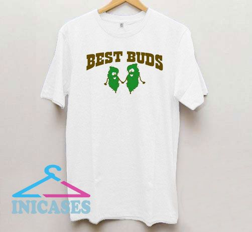 Best Buds Maternity Scoop T Shirt
