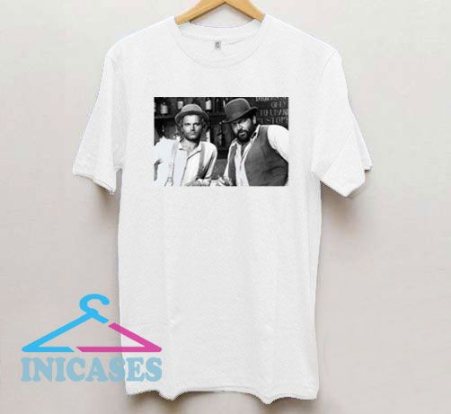 Bud Spencer & Terence Hill T Shirt
