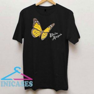 Butterfly and Palm Angels T Shirt