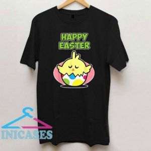Chicken Happy Easter T Shirt
