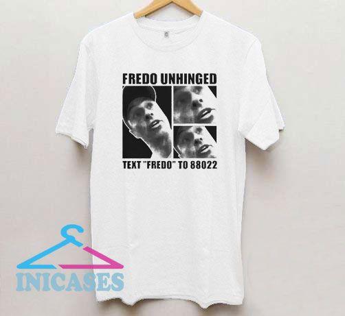 Chris Cuomo Fredo Unhinged T Shirt