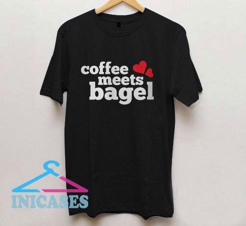 Coffee Meets Bagel Love T Shirt