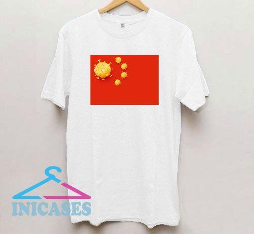 Coronavirus All of Things Made In China T Shirt