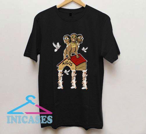 Culture III Migos T Shirt