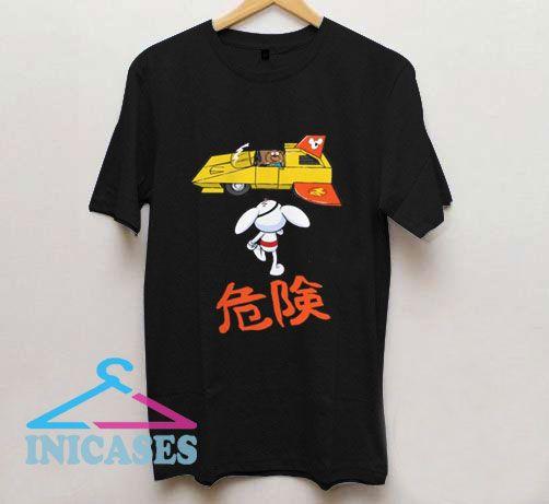 Danger Mouse Akira Japanese T Shirt