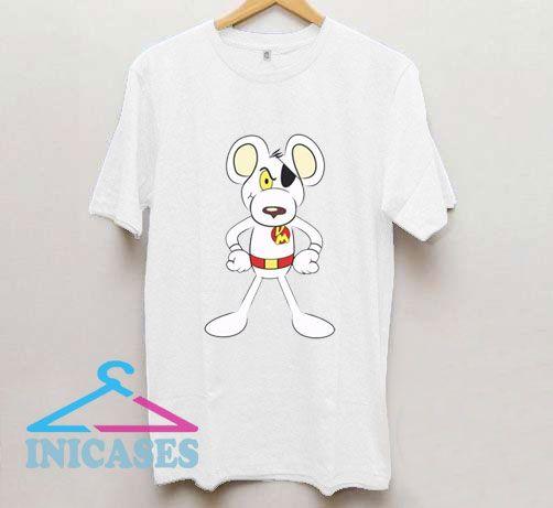 Danger Mouse Penfold British T Shirt