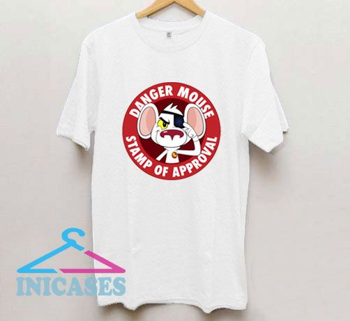 Danger Mouse Stamp of Approval T Shirt