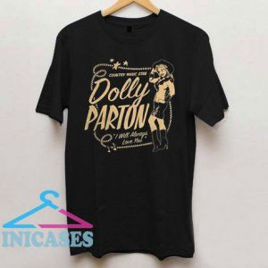 Dolly Parton Vintage Rope Frame T Shirt