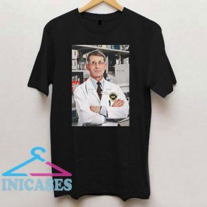 Dr Fauci Graphic Photo T Shirt
