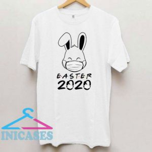 Easter Quarantined Bunny T Shirt