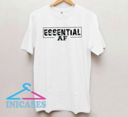 Essential AF Vintage Logo T Shirt