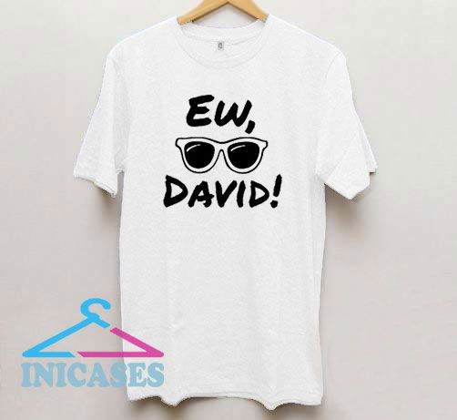 Ew David Glasses T Shirt