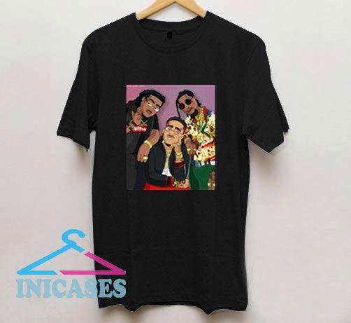 Family Guy Migos T Shirt