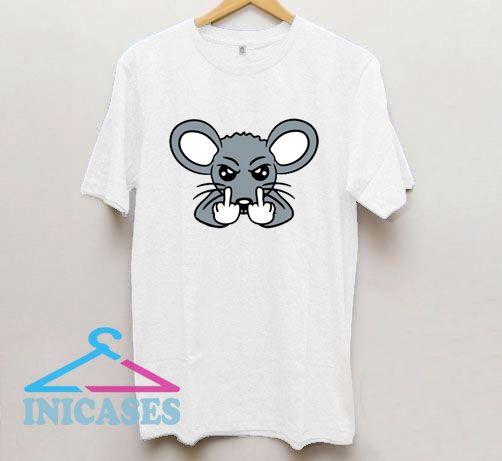 Fuck Danger Mouse T Shirt