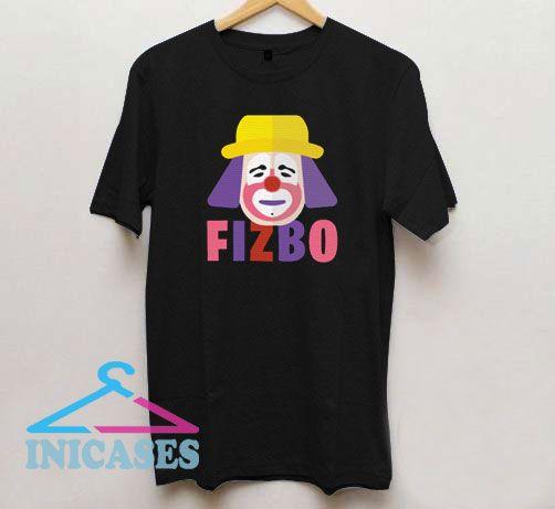 Funny Fizbo The Clown T Shirt