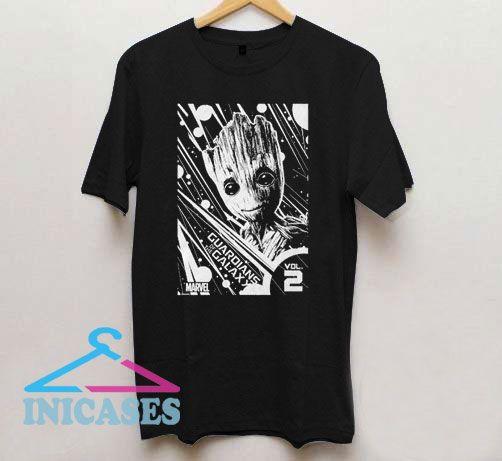 Guardians Galaxy Vol 2 Groot T Shirt