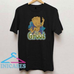 I Am Groot Dance T Shirt