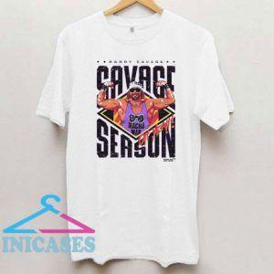 Macho Man Savage Season T Shirt