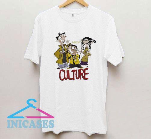 Migos Culture T Shirt
