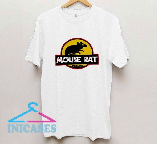 Mouse Rat Jurassic Park T Shirt