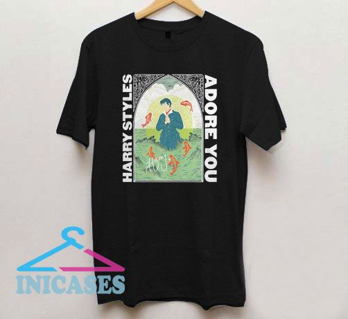 Official Harry Styles Adore You T Shirt