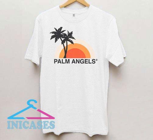 Palm Angels Sunset T Shirt