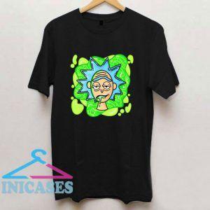 Portal Rick Graphic T Shirt