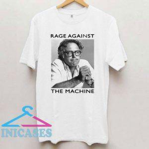 Rage Against The Machine Bernie Sanders T Shirt