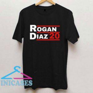 Rogan Diaz 20 Logo T Shirt