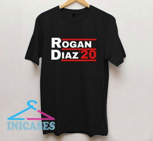 Rogan Diaz 20 Logo T Shirt