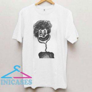 Scary Fizbo The Clown T Shirt