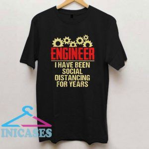 Social Distancing For Years T Shirt