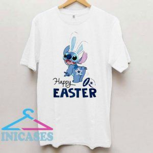 Stitch Happy Easter T Shirt