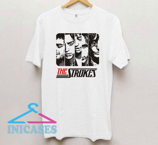 The Strokes Graphic T Shirt