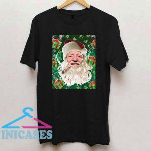 Willie Nelson Christmas T Shirt