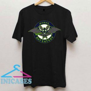 Wuhan Bat Eaters Logo T Shirt