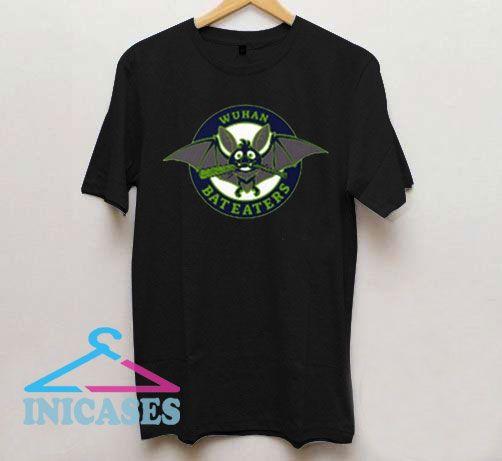 Wuhan Bat Eaters Logo T Shirt