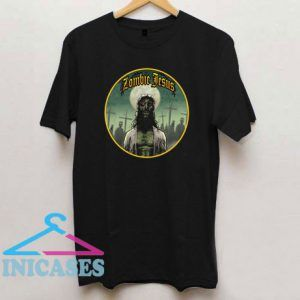 Zombie Jesus And His Undead Flock T Shirt
