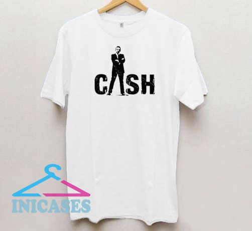 Art Johnny Cash T Shirt