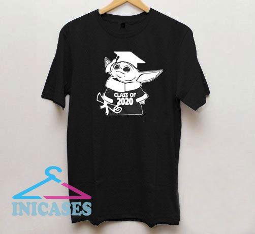 Baby Yoda Class of 2020 T Shirt