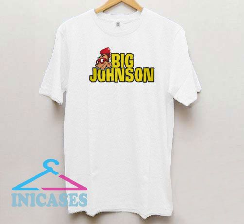 Big Johnson Art Cartoon T Shirt