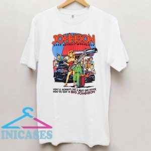 Big Johnson Deep Socket T Shirt