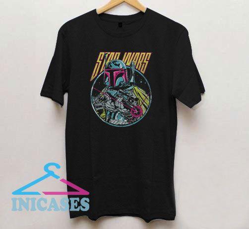 Boba Fett Star Wars T Shirt