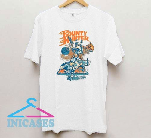 Bounty Hunter Boba Fett T Shirt