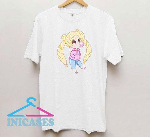 Chibi Sailor Moon Usagi T Shirt