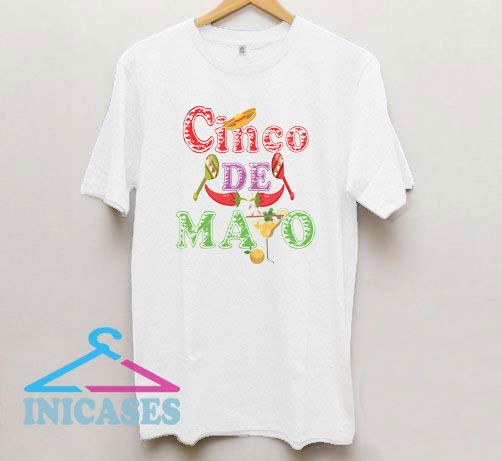 Cinco De Mayo Party T Shirt